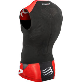 Compressport TR3 Triathlon Tank Top Unisex Black